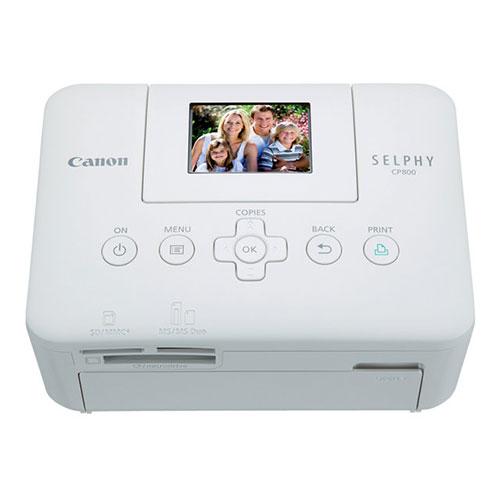 canon selphy cp810 photo printer cp810. Black Bedroom Furniture Sets. Home Design Ideas