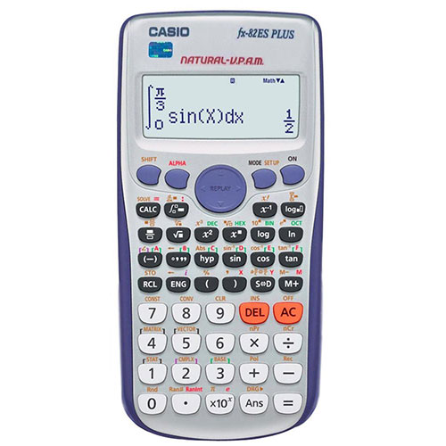 ماشین حساب کاسیو FX-82ES PLUSCasio FX-82ES PLUS Calculator